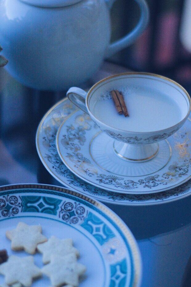 veranda days and cashmir tea recipe (vegan).   iloveyoumydear, Cashmir Chai, Kashmir Chai Tee Rezept, fall/Herbst; soulfood