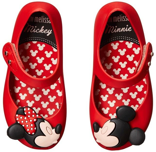 Mini Melissa - Ultragirl + Disney Twins Girl's Shoes