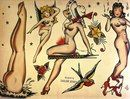 Sailor Jerry Tattoo Flash Volume 1
