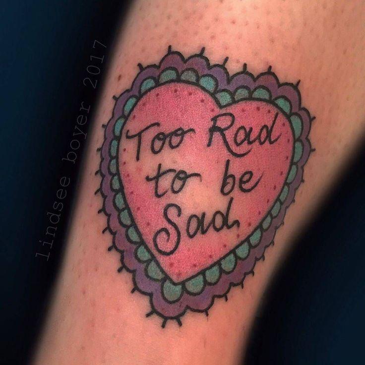 25+ Best Ideas About Sad Tattoo On Pinterest