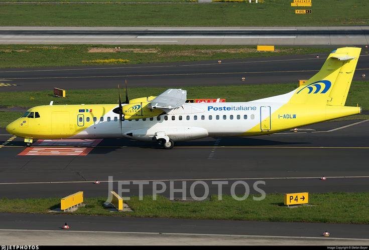 Photo of I-ADLW - ATR 72-212A(500) - Mistral Air