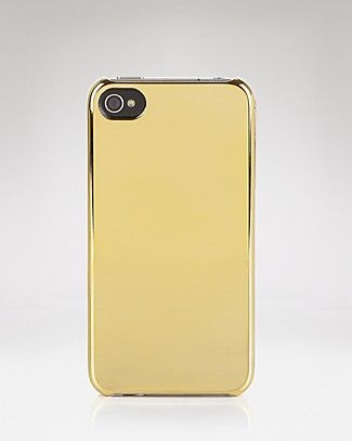 InCase iPhone Case - Snap On Chrome   Bloomingdale's: Diy Cases, Iphone Cases, Iphone 4S, Cases Iphone, Iphone Diy, Incas Iphone, Inca Iphone, Chrome Iphone, Iphone 4 Cases