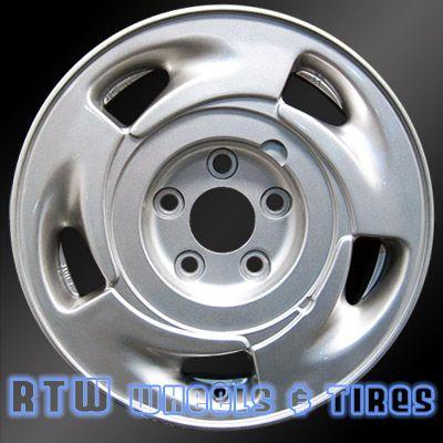 "Mercury Villager wheels for sale 1993-1998. 15"" Silver rims 3069 - http://www.rtwwheels.com/store/shop/mercury-villager-wheels-for-sale-silver-3069/"