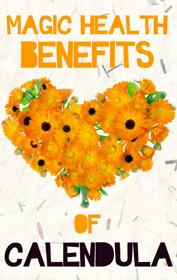 5 Awesome Health Benefits of Calendula
