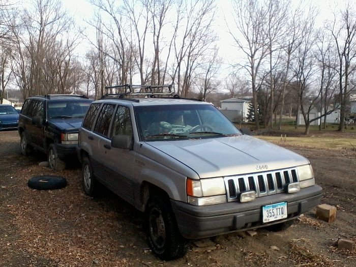 My Easy No Weld Roof Rack Jeep Cherokee Forum With Images
