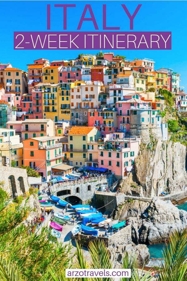 Best Time To Visit Italy 2020 10 14 days the best italy itinerary for first time visitors