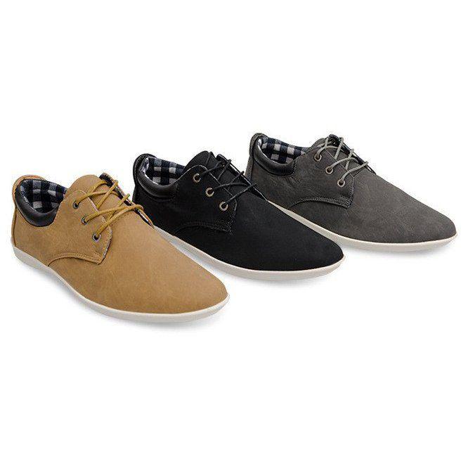 Stylowe Polbuty B01 Czarny Czarne Dress Shoes Men Elegant Shoes Shoes Mens