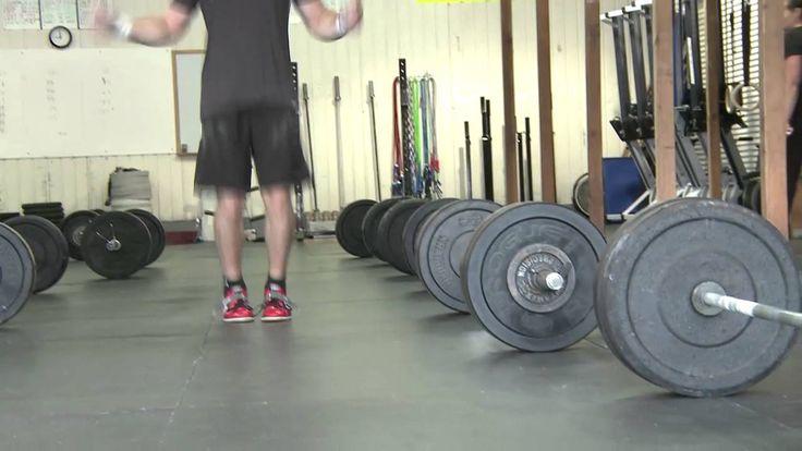 CrossFit - WOD 120507 Demo with CrossFit Santa Cruz http://leonidasfitness.com/como-disenar-exitosos-entrenamientos-de-alta-intensidad-para-perder-grasa-corporal-y-sentirse-invencible/