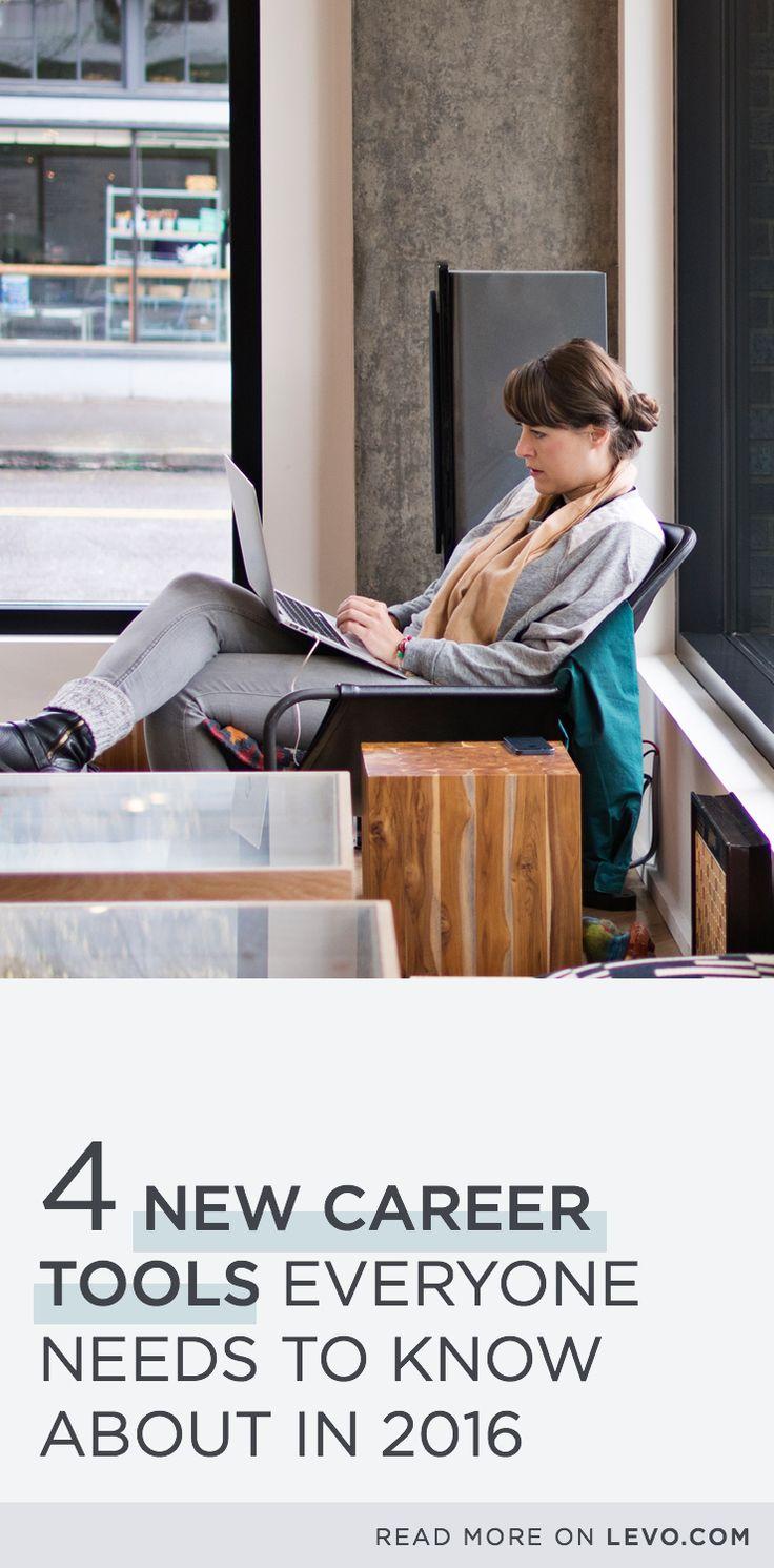 4 New Career Tools Everyone Needs to