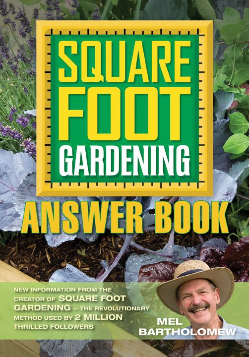 This book is a must for all gardeners: it is chock full of all kinds of useful information about gardening in any size yard, from building things to how to grow, plant and harvest all the different veggies and herbs. $19.25 on Amazon at http://www.amazon.com/gp/product/1591865484/ref=as_li_ss_tl?ie=UTF8=1789=390957=1591865484=as2=worldingreen-20