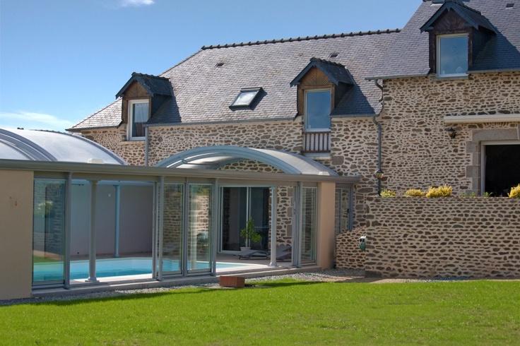 25 melhores ideias sobre abris de piscine no pinterest abris jardin bois abri de terrasse e - Abri piscine adosse maison nanterre ...