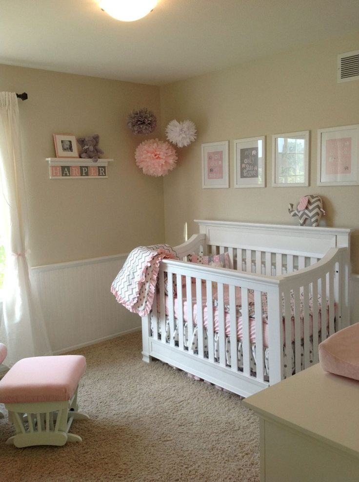 Grey And Pink Living Room Decor: Best 25+ Elephant Nursery Girl Ideas On Pinterest