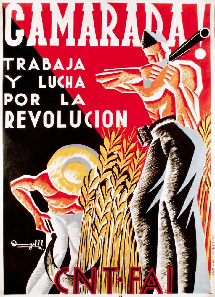 CNT / FAI, 1937