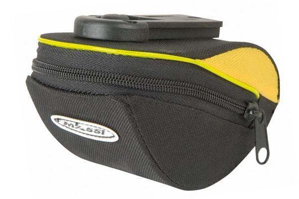 Massi Saddle Bag Wave Small - Yellow