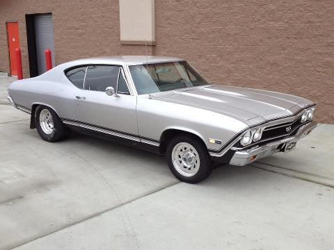 1968 Chevy Chevelle...Re-Pin brought to you by Car Insurance for #ClassicCarsandRV's by #HouseofInsurance Eugene, Or.