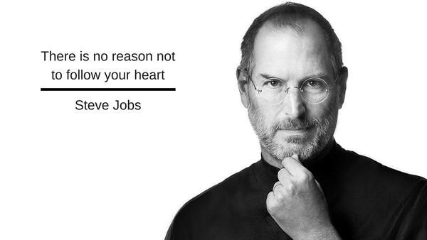 Steve Jobs... A visionary on a Motorcycle - Trip Machine Company