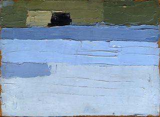 Nicolas de Stael - Abstract Art - Untitled 1952