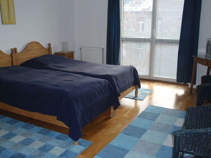 Kétszobás #apartman hálószobája / #2bedroomapartment