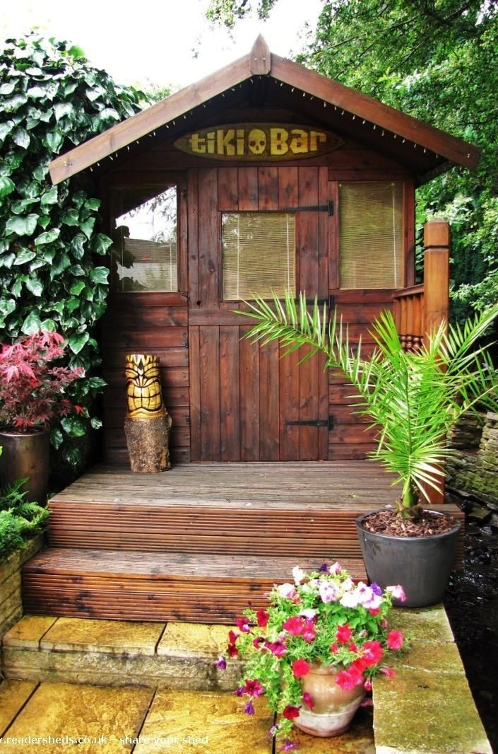 50 best Tiki Bars and Bar Sheds