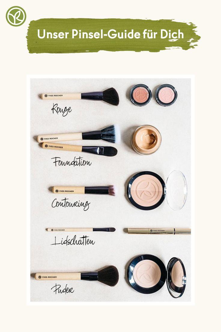 Ob Blush, Foundation oder Lidschatten – jedes Produkt hat seine eigene Textur un…