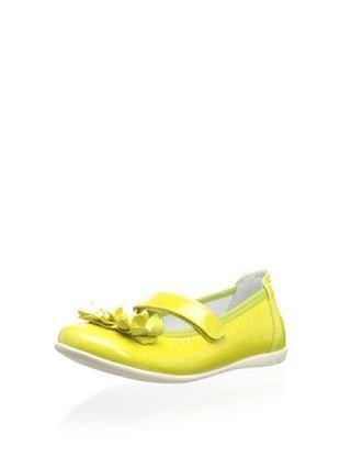 66% OFF Berdini Kid's 3158 Mary Jane (Yellow)