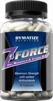 DYMATIZE Z-Force 90 kap. - to preparat wzmacniający budowę masy mięśniowej i zmniejszający zmęczenie. Przy okazji poprawia też sprawność seksualną. #sport #fitness #dymatize #suplementy