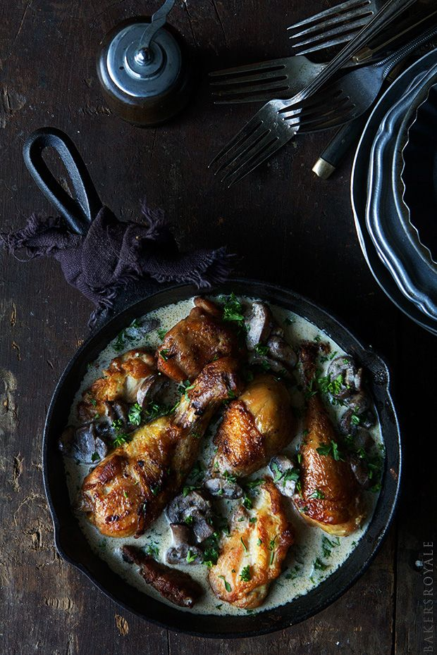 Coq Au Riesling | Bakers-Royale