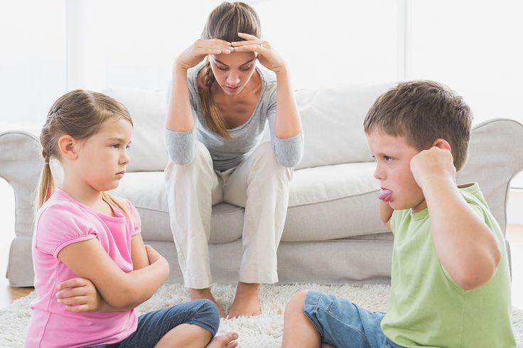 L'enfant face à la discipline