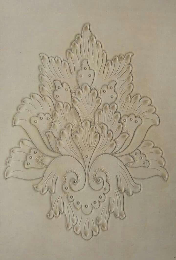 Deri dövme / Leather carving