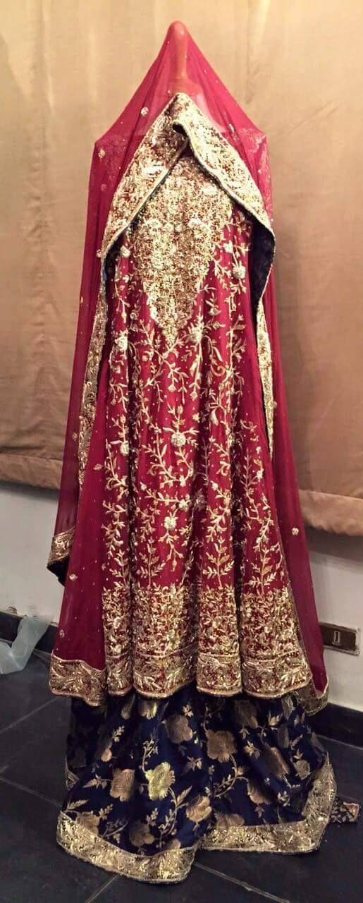 Rabiya's Wardrobe 98000 pkr