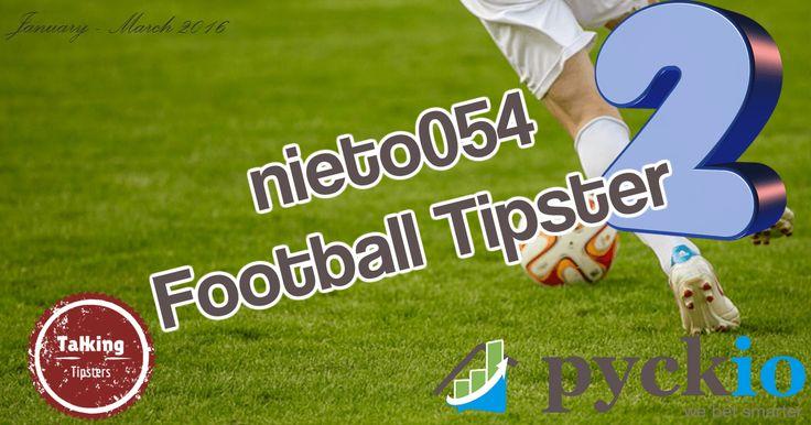 Pyckio 1st Quarter: nieto054 - http://www.talkingtipsters.com/pyckio-1st-quarter-nieto054/
