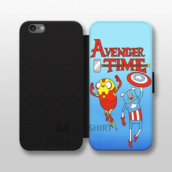 The Avenger designer ipad cases, adventure time iphone wallet case