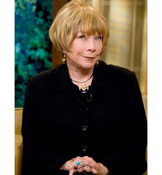 Shirley MacLaine 76 yr old - I have always admired her for her courage to be who she wanted to be and not be afraid to speak out.