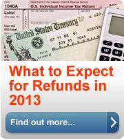 IRS.gov: Use this tool to check on the status of your refund. It provides the most up-to-date information the IRS has. There's no need to call us unless Where's My Refund? tells you to do so. Where's My Refund? is updated every 24 hours – usually overnight -- so you only need to check once a day.