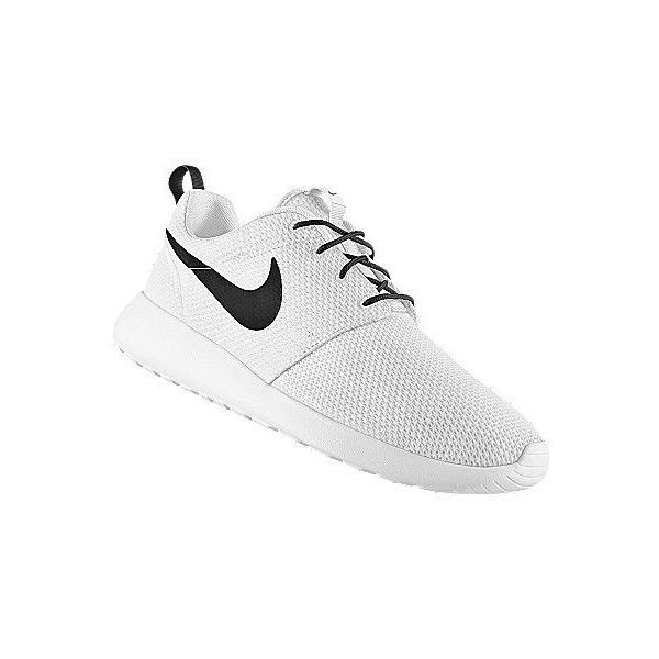 Nike Roshe Run iD Shoe ❤ liked on Polyvore featuring shoes, nike, sneakers, nike shoes and nike footwear