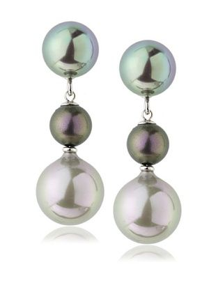 65% OFF Majorica Multi Drop Earrings