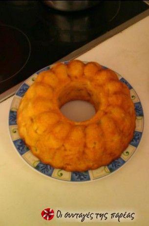 Μηλόπιτα-κέικ της απόλυτης τεμπέλας, η εγγυημένη