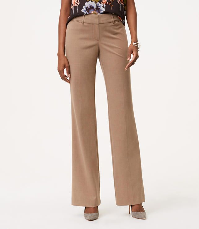 Trousers in Custom Stretch in Julie Fit with 31 Inch Inseam