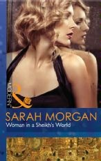 Modern books: Woman in a Sheikh's World by Sarah Morgan