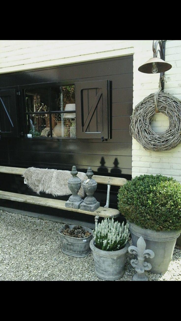 Tuin /veranda