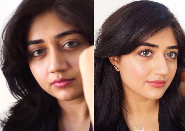 How to Do Natural Makeup for Indian Skin | DIY Makeup