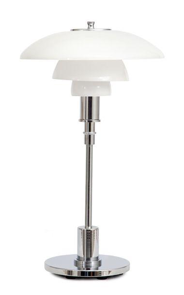 Chrysler table lamp