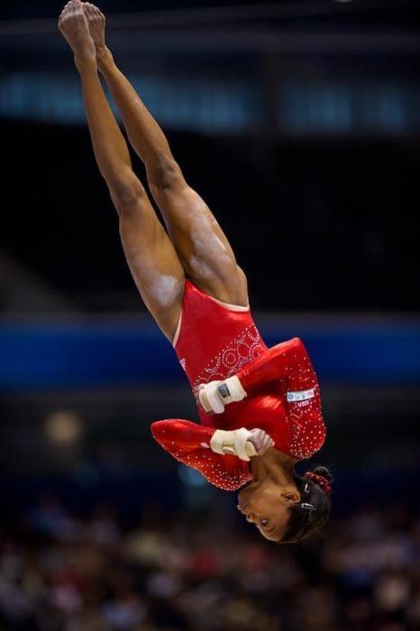 Gabrielle Douglas 2011 Women's Artistic Gymnastics World Championships #gymnastics #fig2011Tokyo