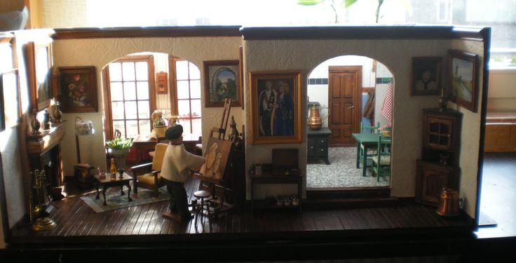 Huis van de kunstenaar!
