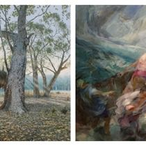 Bob Booth's Exhibition at Margaret River Gallery 2013.