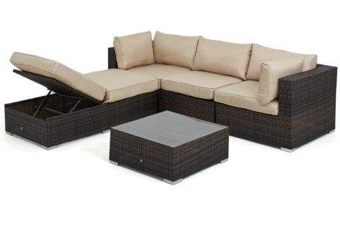 Rio Corner Sofa - Koncept Furnishing