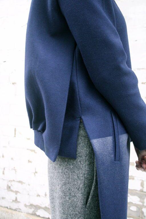Jacket - Nikita sutradhar — BA (Hons) Fashion Design Technology (Womenswear) 2013 India More