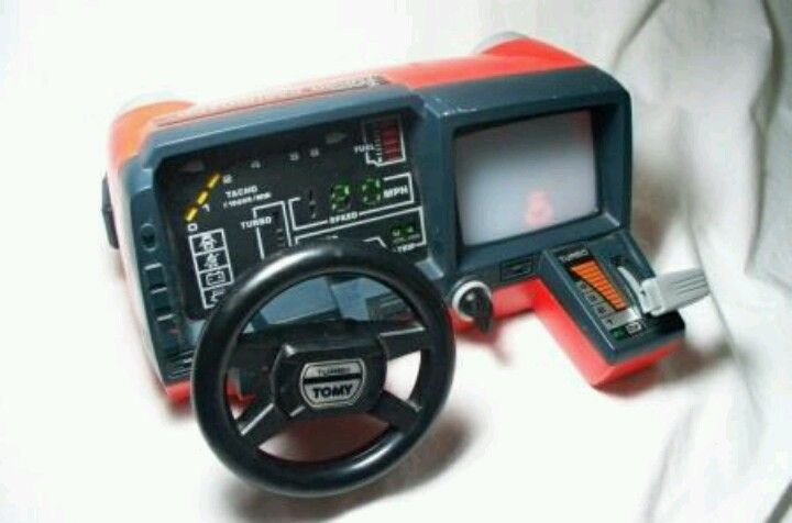 80s Toys And Games : S car simulator game i didn t have this but remember