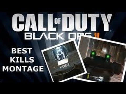 (2016) Call of Duty Black Ops 2 - Weapons Montage #1