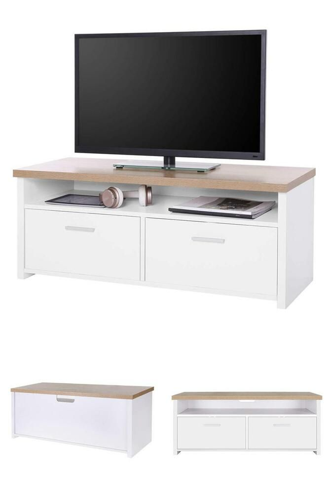 details about tv stand cabinet table console large storage space rh pinterest com